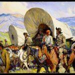 W.H.D. Koerner, Road to Oregon