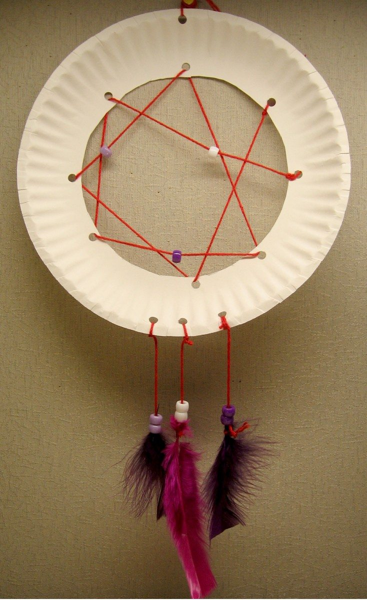 Sioux Indian Dream Catchers Native American Arts and Crafts Buffalo Bill Center of the West 32