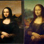 Two Mona Lisas