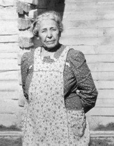 Anna Wilde. Image courtesy Marilyn Cross Hudson.