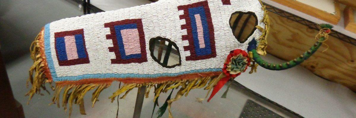 Blackfeet Horse Mask