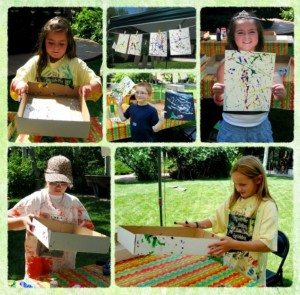 Art Camp with Michele Farrier, for 1st - 4th graders @ Buffalo Bill Center of the West | Cody | Wyoming | United States