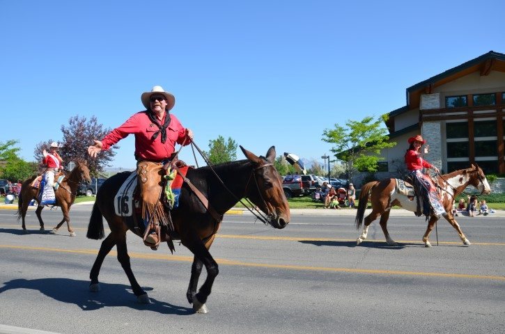 Outrider and Rodeo Royalty