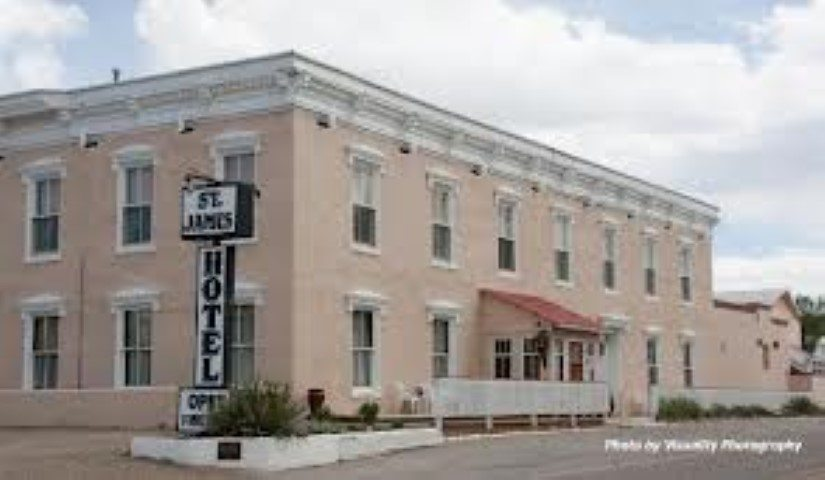 Present Day St James Hotel