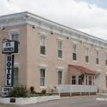 St. James Hotel Cimarron, New Mexico
