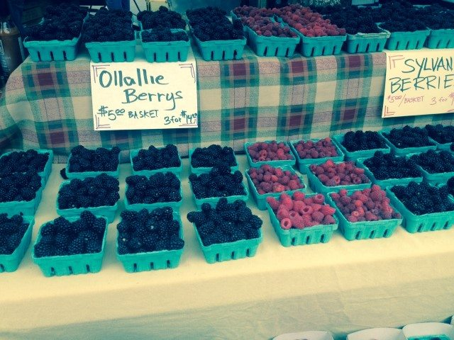Glastone Farms Berries
