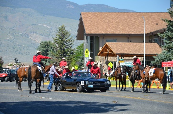 Wyoming Horse Power