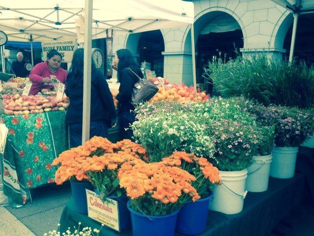 The beauty of San Francisco's Farmer's Market