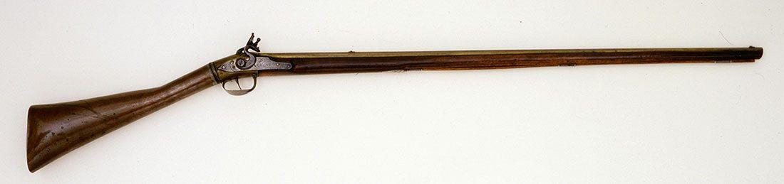 Treasures blog 028: Lukens air rifle. 1991.5.1
