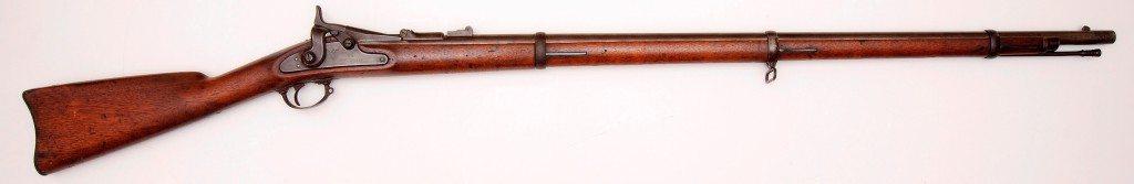 Springfield .Model 1866 - 50 caliber