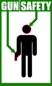 Gun safety image