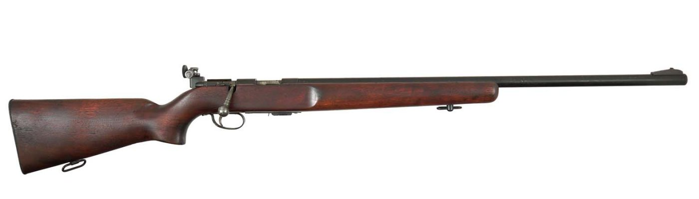 Rifle, Remington Arms Co., 1943. Gift of James L. Kuber. 1998.33.21