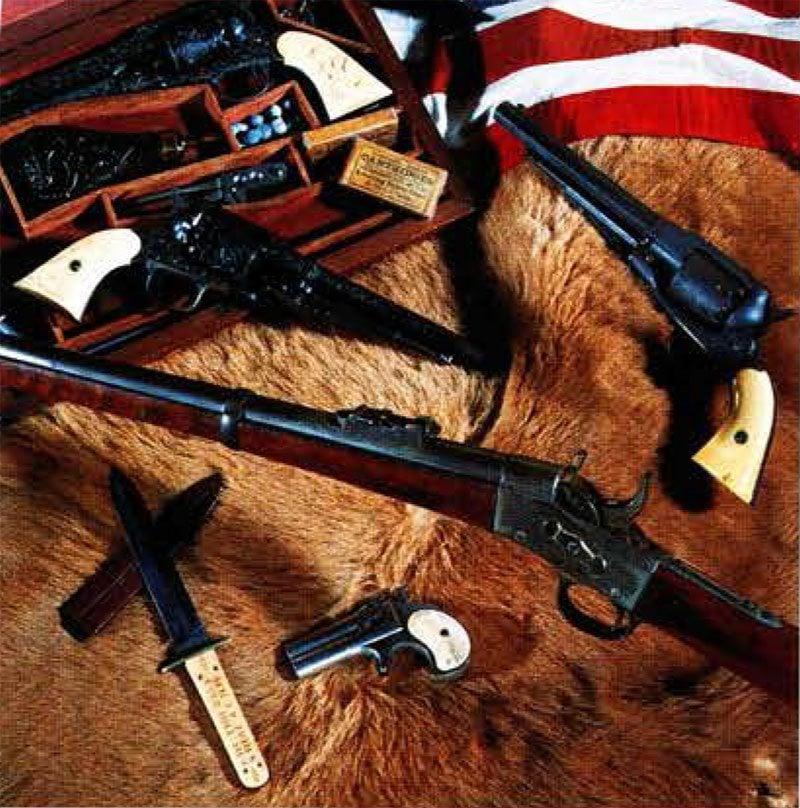 Remington Arms Company items