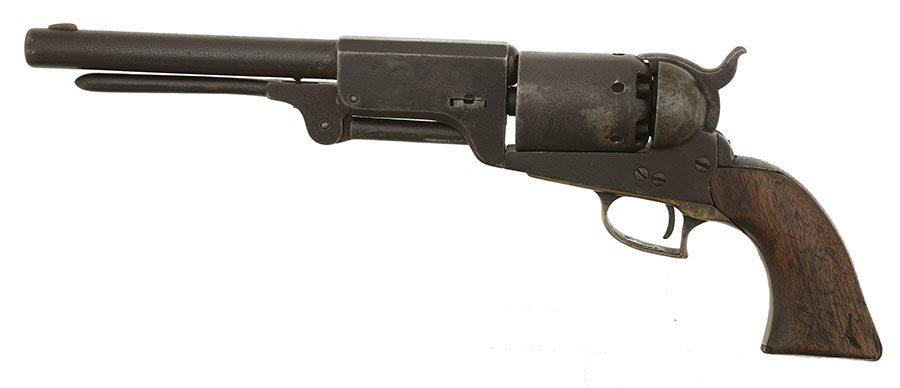 Colt revolver, 1847. 1996.12.1