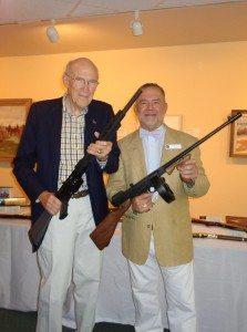 Former Senator Alan Simpson and Shootout Chairman Sean Duffy