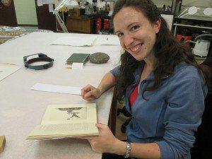 2014 Conservation Intern Blanca Guerra