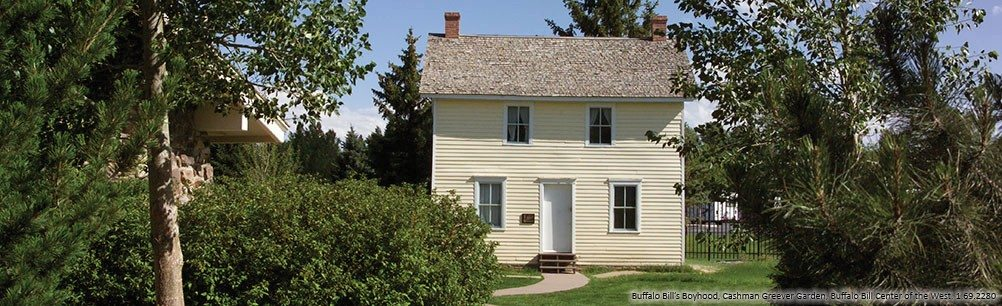 Buffalo Bill's Boyhood home. 1.69.2280