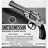 American firearm manufacturers began producing widespread advertising campaigns in the early 1800s. Many commercial arms and ammunition companies found they could greatly increase their profits by placing pictorial ads in newspapers, catalogs, and magazines. Increased technology, such as the rotary press and the use of flexography, helped to spread advertisements to previously untouched markets. These advertisements often promoted firearms for specific demographics and functions. Recurring themes included protection, sport, hunting, and military purposes. During the late 19th century, firearm advertisements were largely focused on hunters. At the onset of the Second World War, advertisements for military grade firearms were predominant. At the conclusion of the war, firearm advertisements returned to sport and hunting themes. Material in this collection provides a wide range of advertisements targeted to individual demographics, as well as the average firearm consumer. Roy Marcot currently living in Tucson, Arizona with wife Cary, was raised in North-Central New Jersey. He graduated from Pratt Institute in Humanities and was a U.S. Army officer with active duty in the California Army National Guard for almost a decade. He is the author of several books and has been the head of the Remington Research Team and editor of the Remington Society Journal since 1991.