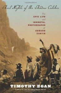 Talk & book signing: Timothy Egan on Edward Curtis @ Center of the West's Coe Auditorium | Cody | Wyoming | United States