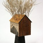 """A Treasure from Our West: Peter Jacobs's """"Spirit House – Heart Mountain 1942."""" 6.06"""