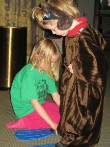 Free Field Trips for Park County Students - Beaver Adaptations
