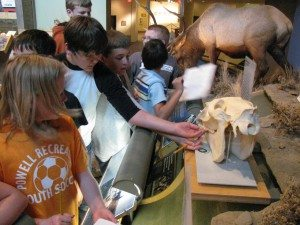 Free Field Trips for Park County Students - Self Exploration