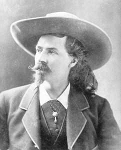 "William F. ""Buffalo Bill"" Cody, ca. 1876. P.6.134"