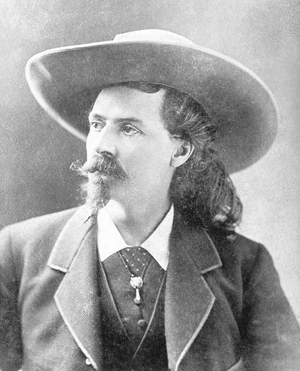 "William F. ""Buffalo Bill"" Cody, ca. 1876. P.6.134"