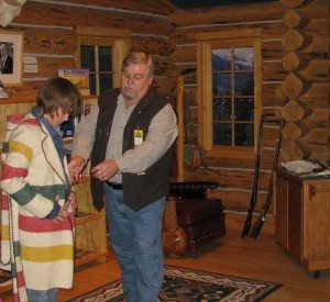Free Field Trips for Park County Students – Becoming a Mountain Man