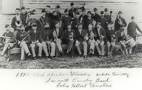 Custer's 7th Cavalry Band