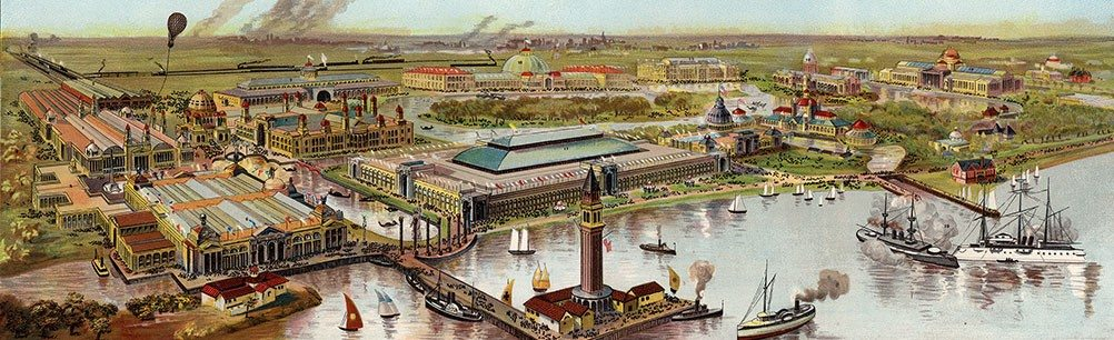 Poster, The World's Columbian Exposition