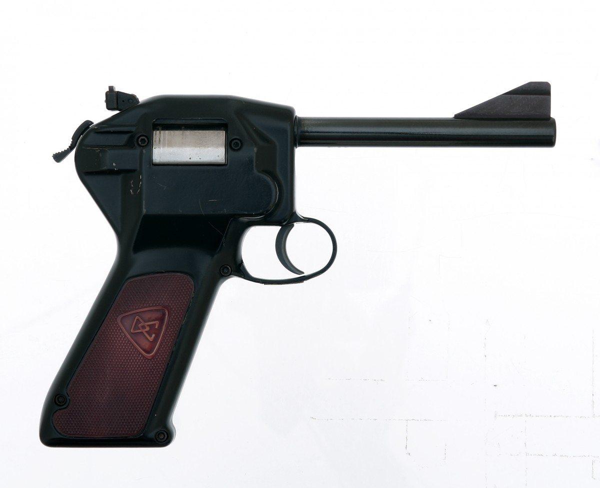 Guns of the Week: Ingenious Engineering - Buffalo Bill