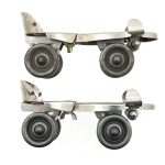A Treasure from our West: Winchester-made roller skates. 1983.3.27