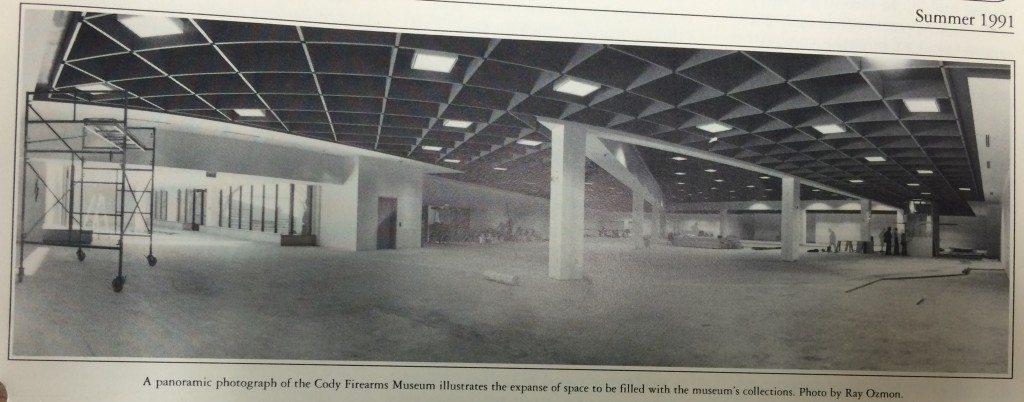 Cody Firearms Museum 1991