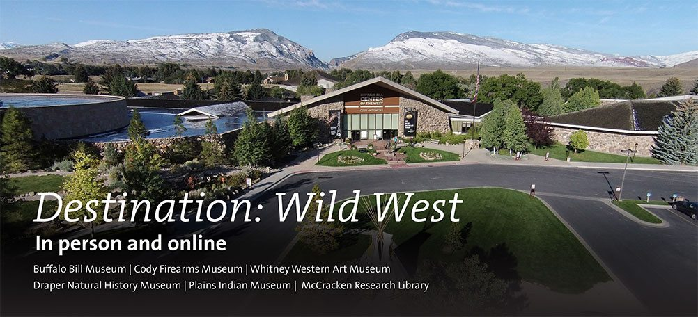 Video: Buffalo Bill Center of the West