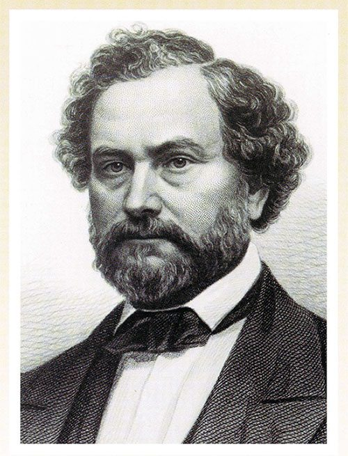 Samuel Colt. Vincent Mercaldo Collection. P.71.1293