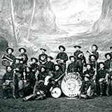 Robert Paul Whitney (1877-1955) played the tuba in Buffalo Bill's Cowboy Band from at least 1902-1904 (possibly longer).  Photographs, menu, postcards and newspaper article.
