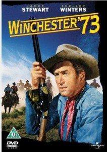 Winchester 73 starring Jimmy Stewart
