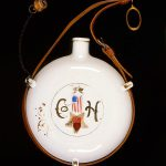 A Treasure from our West: Civil War canteen. 2004.17.1