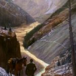 Ishawooa Trail by Irving R. Bacon