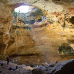 Natural Trap Cave. MyFossil.org photograph