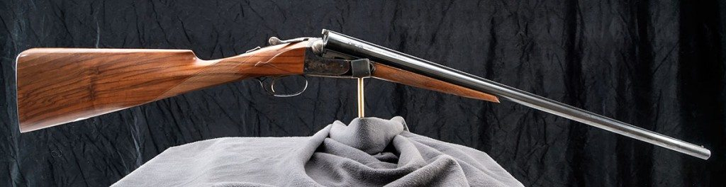 2015 raffle: Parker Reproduction Shotgun by Winchester