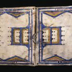 A parfleche from out object collection. NA.106.147
