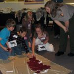 Family Fun Days always include creative and educational activities for the whole family.