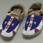 Cheyenne moccasins