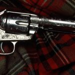 Colt Model 1873. Gift of Lillian E. Herring. 1988.9.1