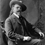 Buffalo Bill, ca. 1889. Original Buffalo Bill Museum Collection. P.69.770