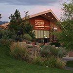 Spring into Yellowstone: Center