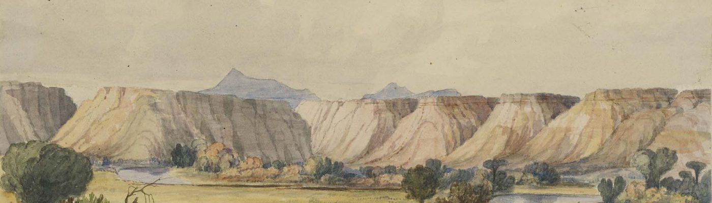 John Mix Stanley, Teton Valley. 1982.39.18A, 54729