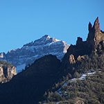 Spring into Yellowstone: North Fork landforms